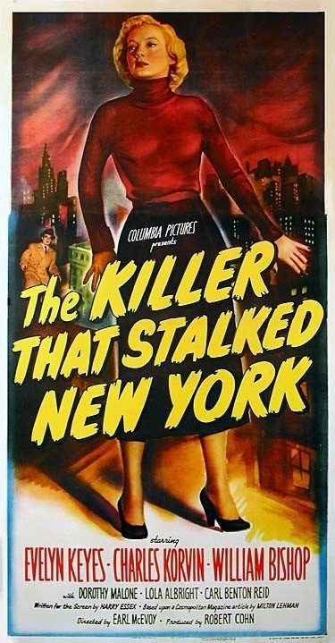 The Killer That Stalked New York movie