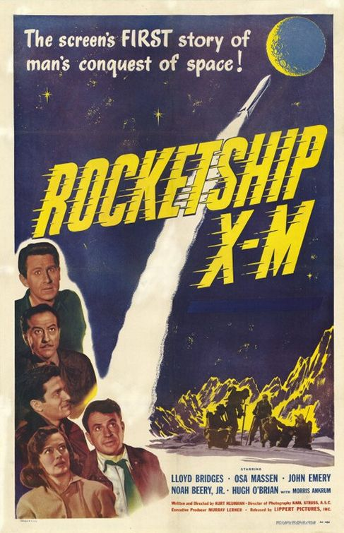 Rocketship X-M movie