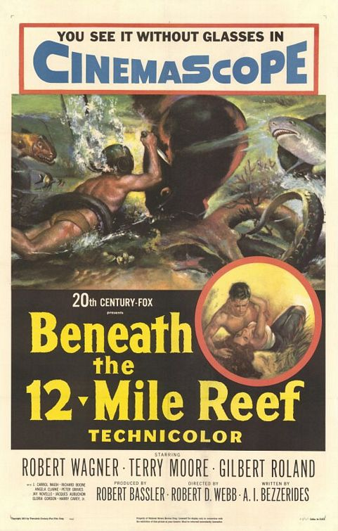 Beneath the 12-Mile Reef movie