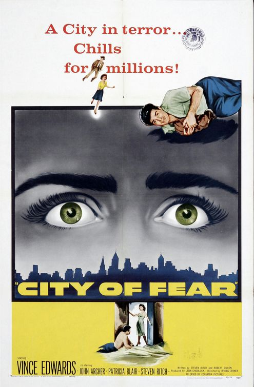 City of Fear movie
