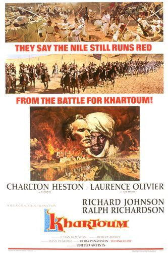 Khartoum movie