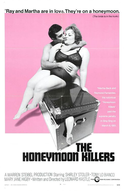 The Honeymoon Killers movie