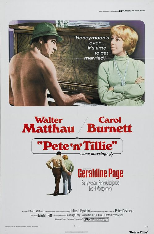 Pete 'n' Tillie movie