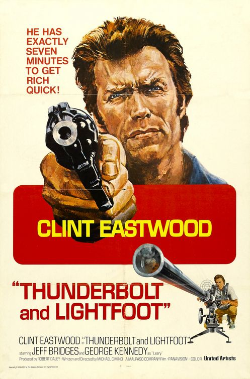 Thunderbolt and Lightfoot movie