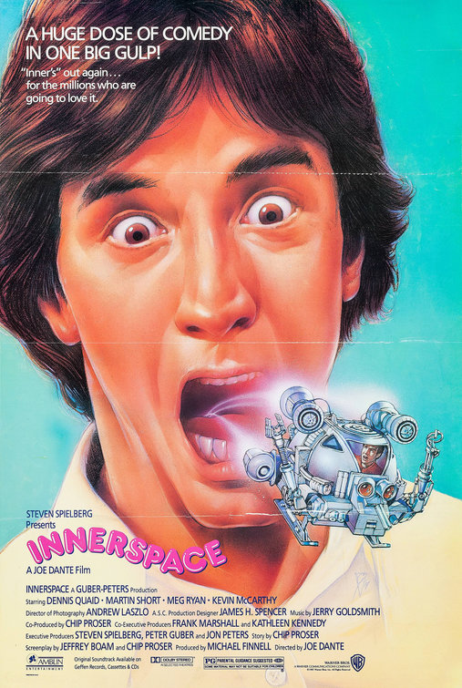 Innerspace movie