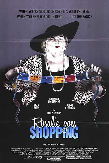 Rosalie Goes Shopping movie