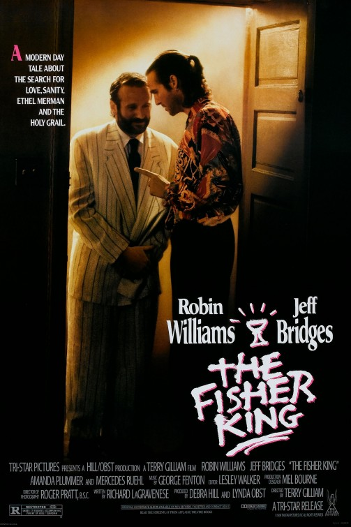 The Fisher King Movie Poster - Internet Movie Poster Awards Gallery