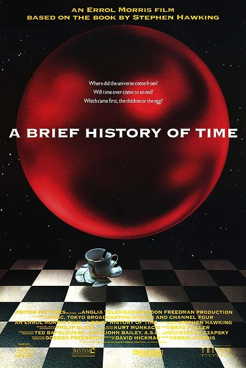 A Brief History of Time movie