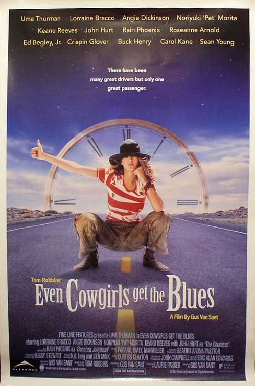 Even Cowgirls Get The Blues - Even Cowgirls Get The Blues