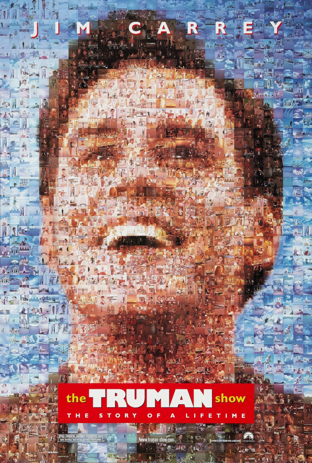 Return to Main Page for The Truman Show Posters
