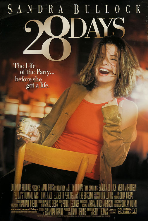 28 Days (2000)