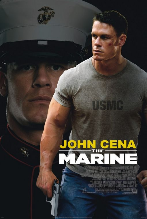 The Marine Movie Poster - Internet Movie Poster Awards Gallery