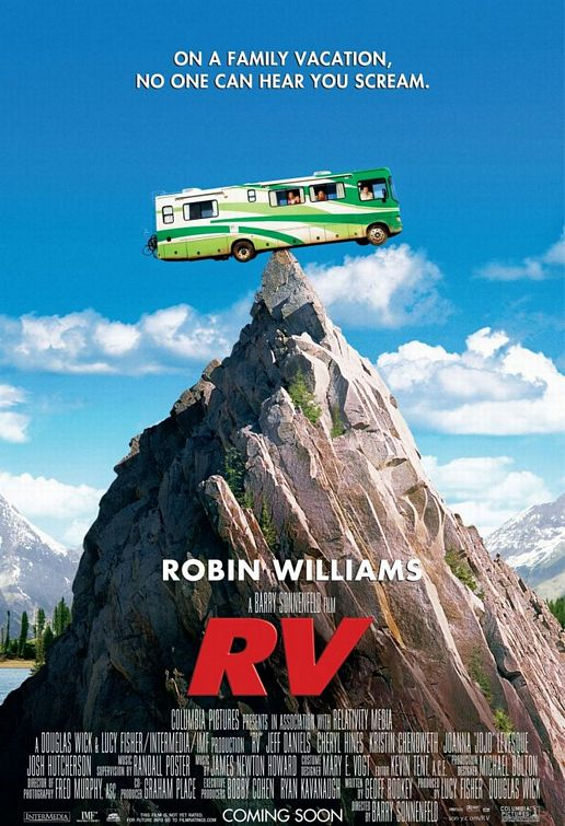 Movie Poster Image for RV