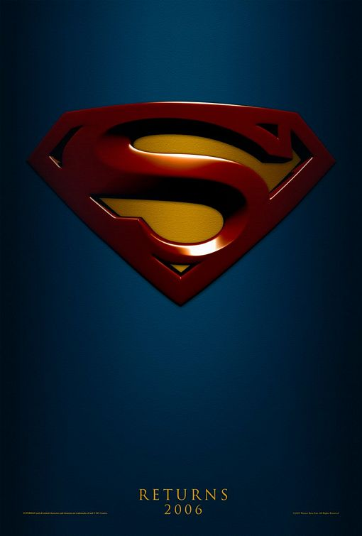 Movie Poster Image for Superman Returns
