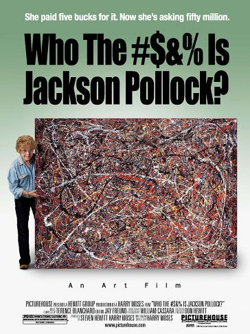 becky beamer painting of pollock