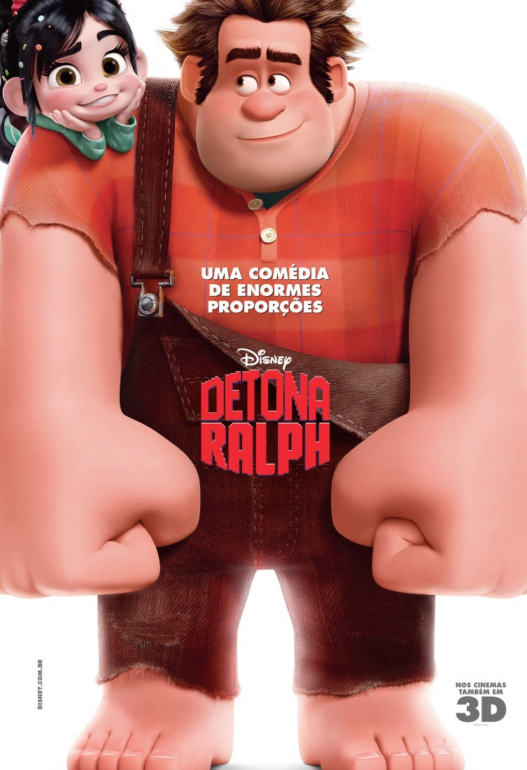 .. Wreck-It Ralph !!
