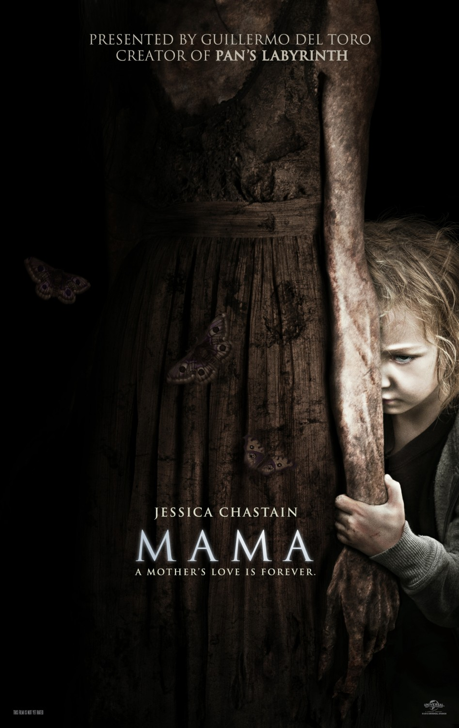> Mama (2013) - Photo posted in New Big Screen and DVD Movie Ratings | Sign in and leave a comment below!