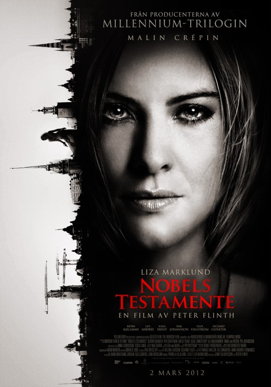 Nobels testamente Movie Poster