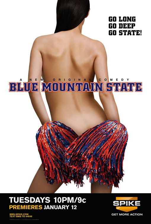 Blue Mountain State Poster - Click to View Extra Large Image