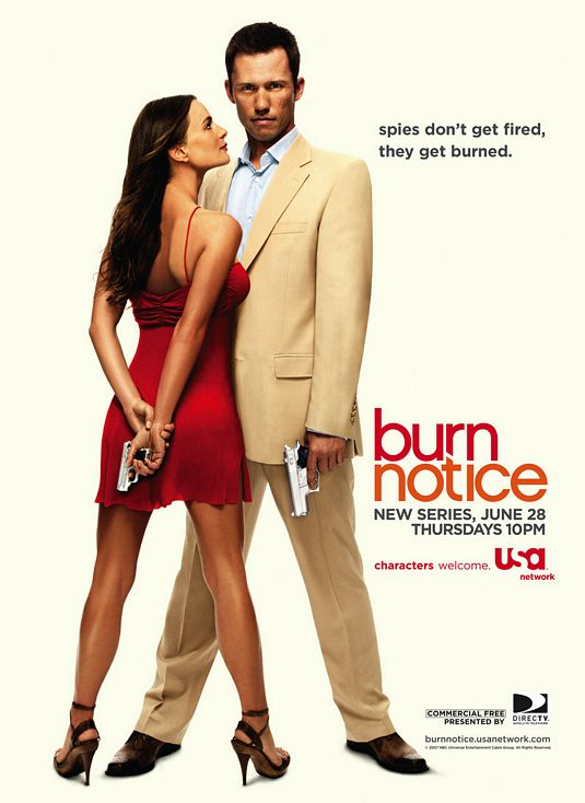 burn notice Burn Notice S02 DVDRip XviD REWARD